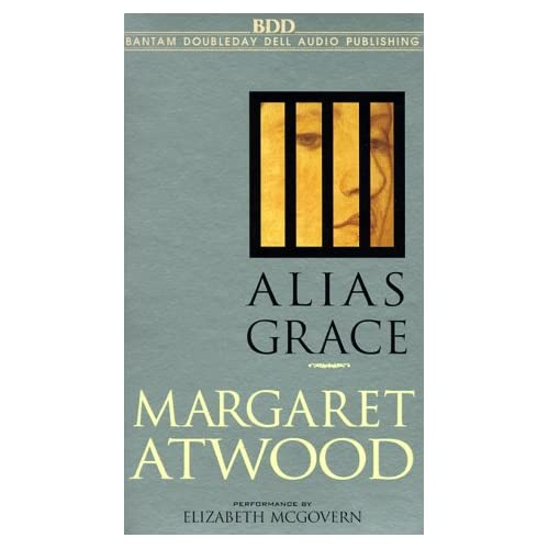 Image 0 of Alias Grace By Margaret Atwood On Audio Cassette