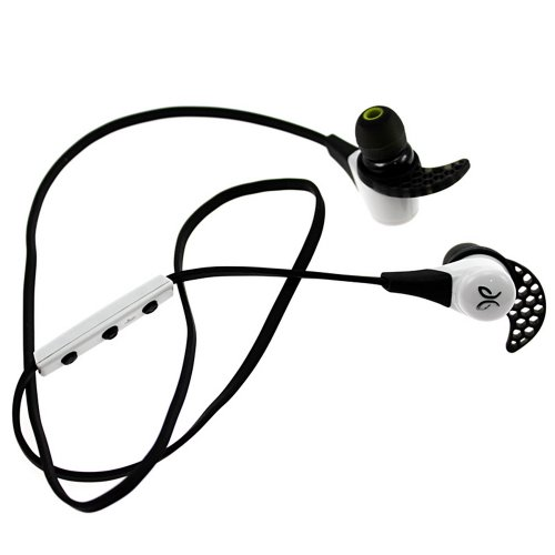 jaybird bluebuds x sport bluetooth headphones storm white. Black Bedroom Furniture Sets. Home Design Ideas