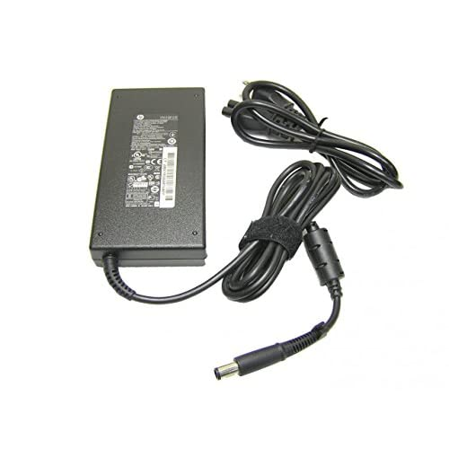 Image 0 of Genuine HP Envy Pavilion 19.5V 6.15A 120W Smart Pin AC Adapter With Cord HSTNN-L