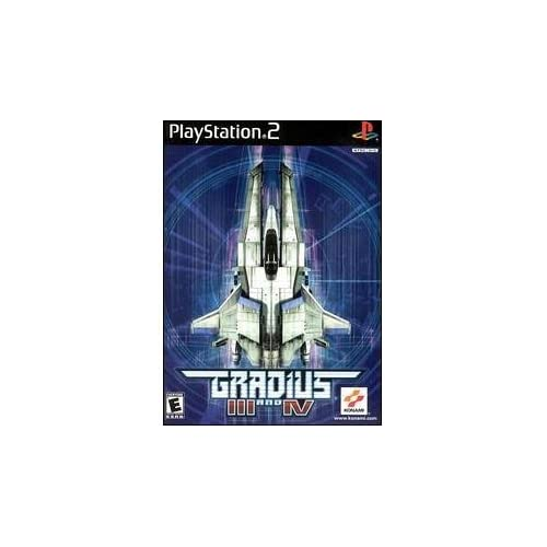 Image 0 of Gradius III And IV For PlayStation 2 PS2