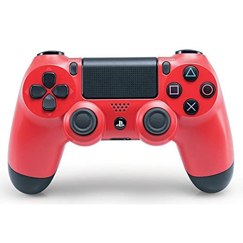 Image 0 of Dualshock 4 Wireless Controller For PlayStation 4 Magma Red PS4 VYD222 Gamepad