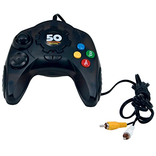Dreamgear Universal Plug 'N' Play Controller With 50 Games Portable System