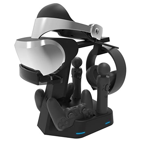 Collective Minds Psvr Showcase Rapid AC PS4 VR Charge And Display Stand For Play