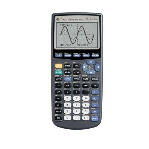 Eric Armin 70806 TI-83 Plus Graphing Calculator