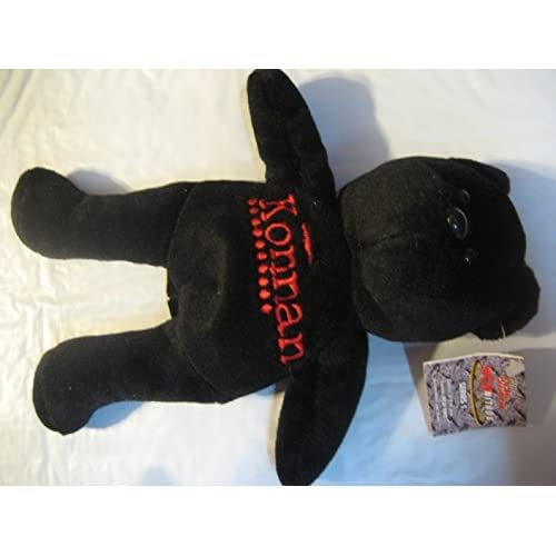 Image 0 of Bear WCW Konnan Toy Beanie Baby