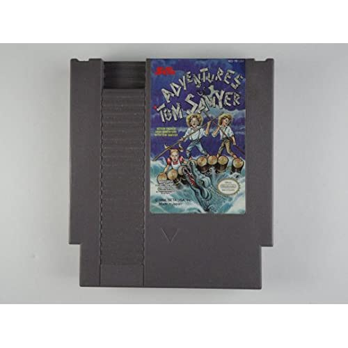 Image 0 of Adventures Of Tom Sawyer Nintendo NES For Nintendo NES Vintage