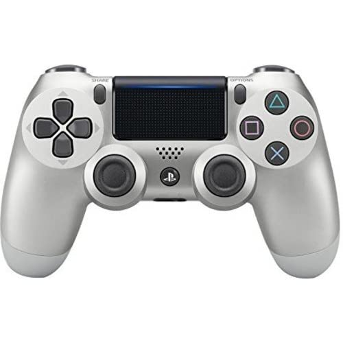 Dualshock 4 Wireless Controller For PlayStation 4 Silver
