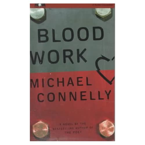 Image 0 of Blood Work Nova Audiobooks By Connelly Michael Hill Dick Reader On Audio Cassett
