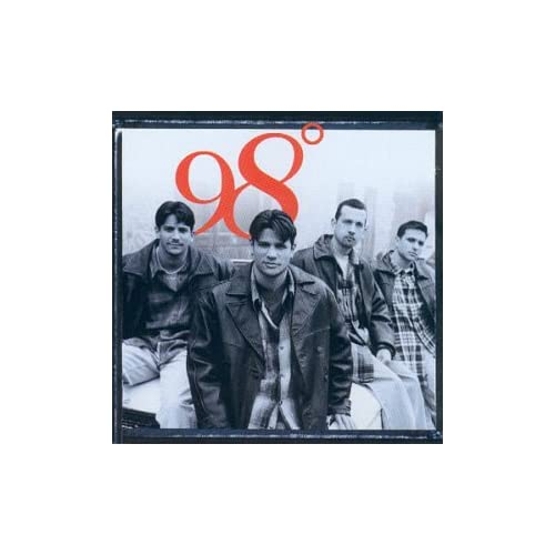Image 0 of 98 Degrees By 98 Degrees On Audio CD Album 2000
