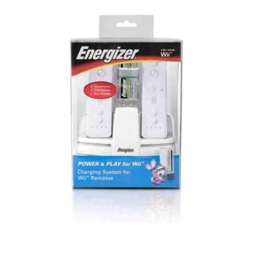 Image 0 of Energizer Power And Play Charging Station For Wii FKC235