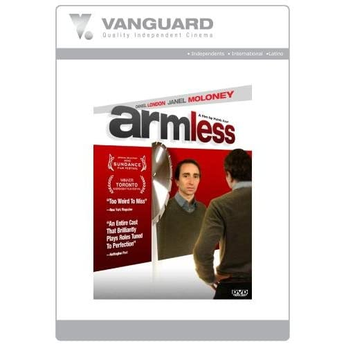 Image 0 of Armless With Janel Maloney Comedy On DVD