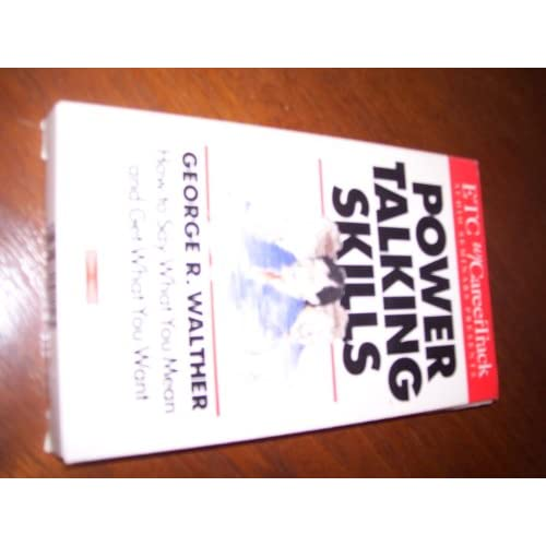 Image 0 of Power Talking Skills: How To Say What You Mean And Get What You Want Audio Semin