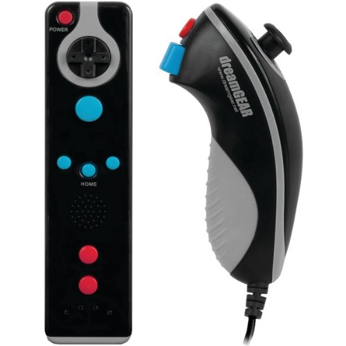 Image 0 of Dreamgear Play Action Pack Plus PET2 For Wii Nunchuck And Wiimote