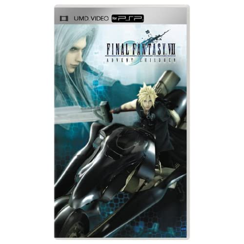 Image 0 of Final Fantasy VII Advent Children UMD For PSP