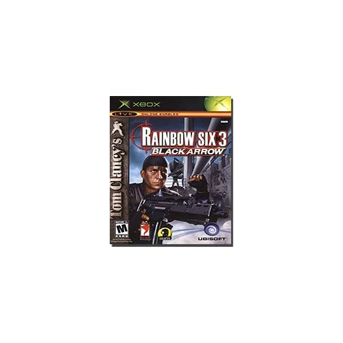 Image 0 of Rainbow Six 3: Black Arrow Xbox