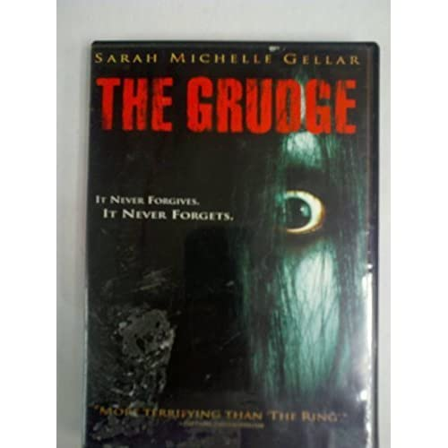 Image 0 of The Grudge Movie On DVD
