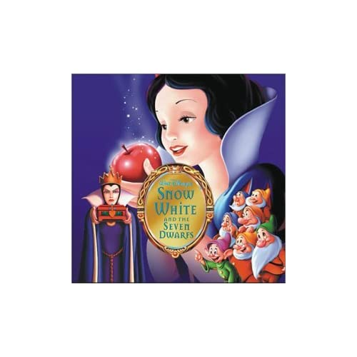 Snow White And The Seven Dwarfs: CD Read-Along By Frank Churchill