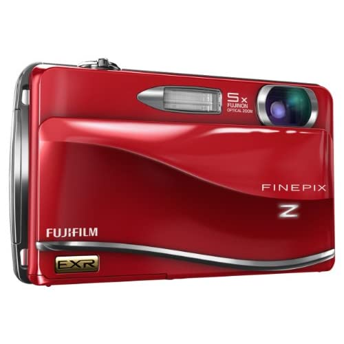 FujiFilm FinePix Z800EXR 12 MP Digital Camera With 5X Periscopic Optical Zoom An