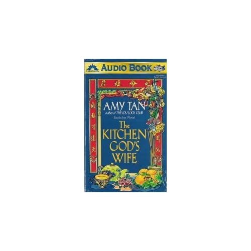Image 0 of The Kitchen Gods Wife By Amy Tan On Audio Cassette
