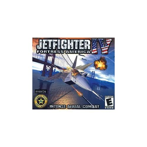 Image 0 of Jetfighter IV: Fortress America Software