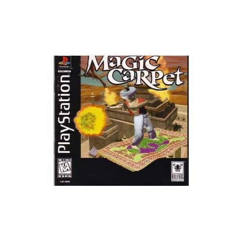 Image 0 of Magic Carpet PlayStation For PlayStation 1 PS1
