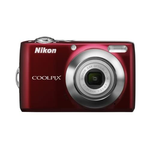 Nikon Coolpix L22 12.0MP Digital Camera With 3.6X Optical Zoom And 3.0-inch LCD
