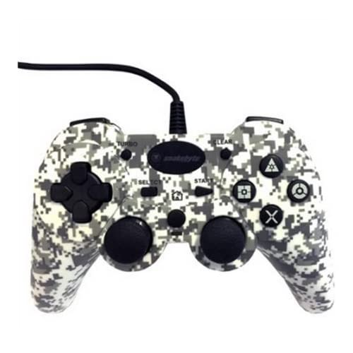 Image 0 of PS3 Wired Controller Camo For PlayStation 3 Multi-Color TRE425
