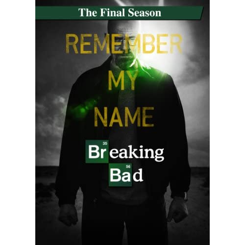 Image 0 of Breaking Bad: The Final Season On DVD With Bryan Cranston TV Shows