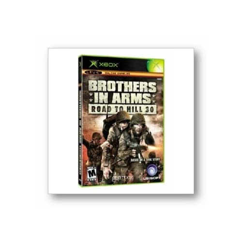 Brothers In Arms: Road To Hill 30 For Xbox Original