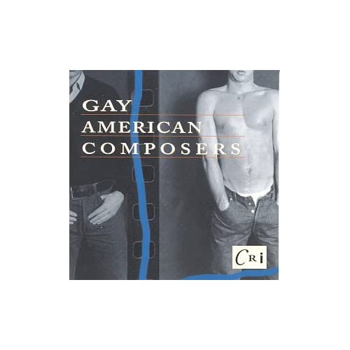 Image 0 of Gay American Composers By Robert Helps Composer Ned Rorem Composer