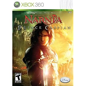 Image 0 of The Chronicles Of Narnia: Prince Caspian Disney For Xbox 360