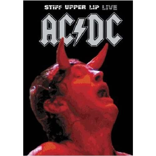Image 0 of AC/DC: Stiff Upper Lip Live By Angus Young On DVD