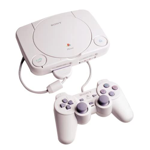 Sony PlayStation Ps One PS1 Video Game Console