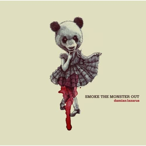 Image 0 of Smoke The Monster Out On Vinyl Record By Lazarus Damian
