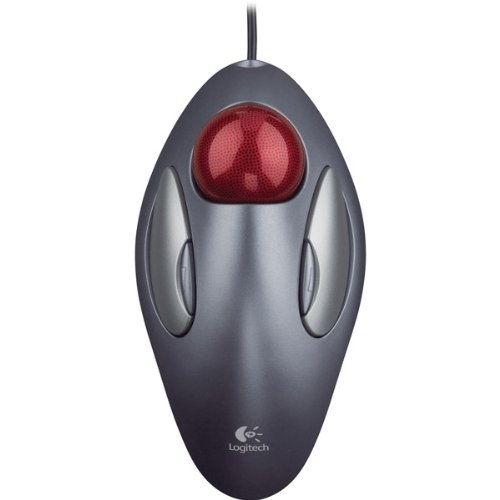 Image 0 of Trackman Marble Mouse USBPS2 Electronics And Computer Accessories