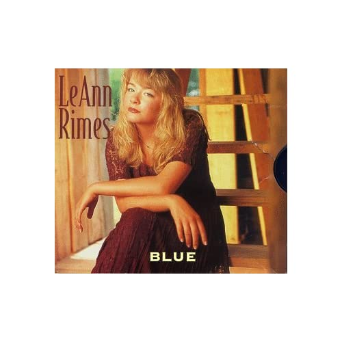 Image 0 of Blue / The Light In Your Eyes By Leann Rimes On Audio CD Album 1996