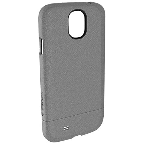 Incase Unisex Crystal Slider Case Galaxy S4 Silver Cell Phone Case