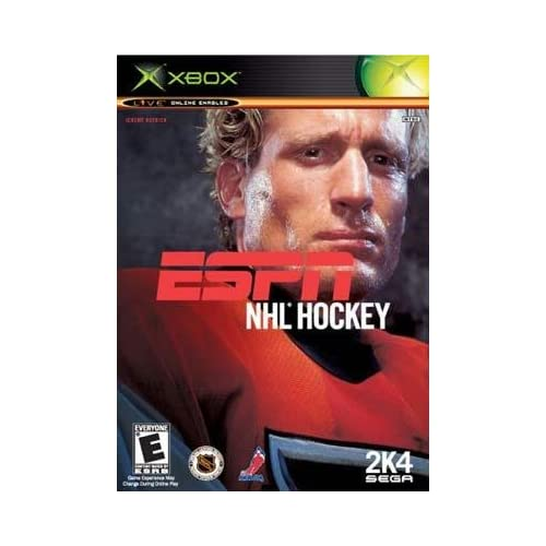 Image 0 of ESPN NHL Hockey For Xbox Original