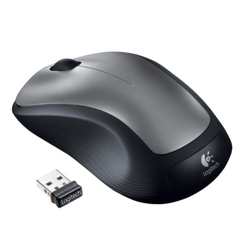 Image 0 of Logitech M310 910-001675 Wireless Mouse Silver