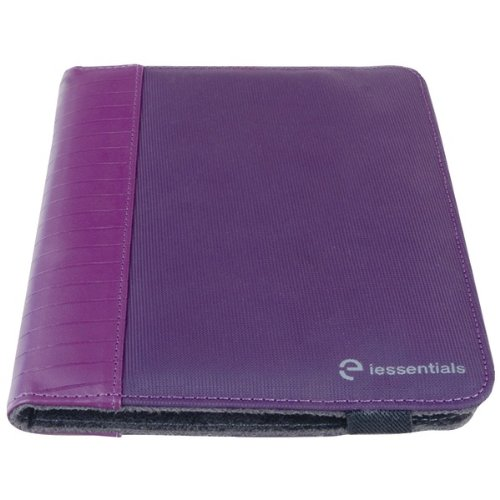 7 To 8 Inches Universal Tablet Case Purple IEUF7PRP Cover