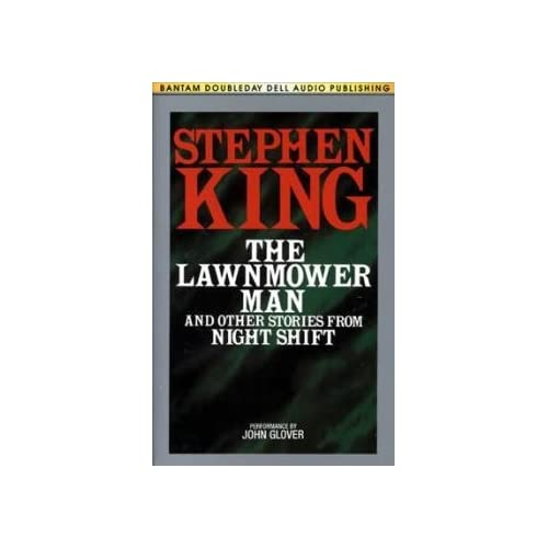 Image 0 of Lawnmower Man And Other Stories From Night Shift On Audio Cassette