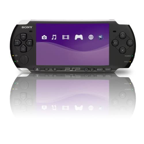 Image 0 of PlayStation Portable PSP 3000 Core Pack System Piano Black