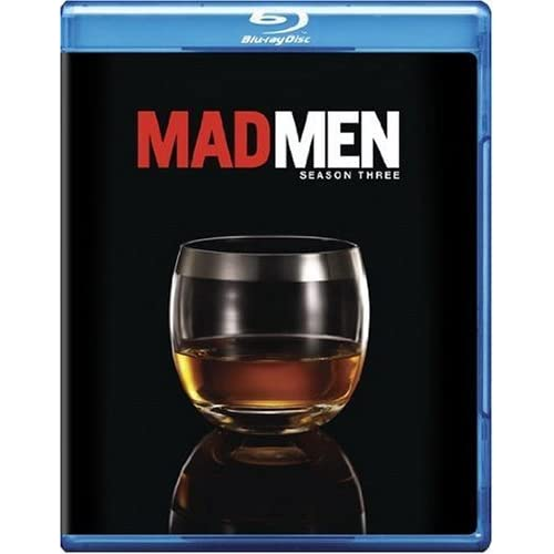 Image 0 of Mad Men: Season 3 Blu-Ray On Blu-Ray With Jon Hamm Drama