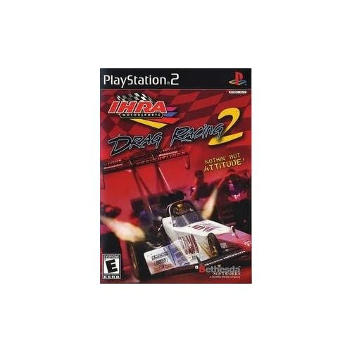 Image 0 of IHRA Motorsports: Drag Racing 2 For PlayStation 2 PS2