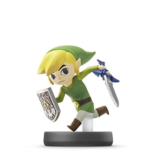 Image 0 of Toon Link Amiibo Super Smash Bros Series