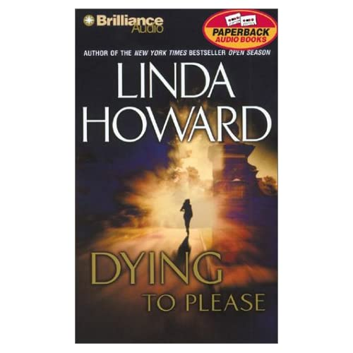 Image 0 of Dying To Please By Linda Howard And Susan Ericksen Narrator On Audio Cassette