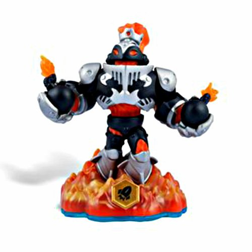 Image 0 of Skylanders Swap Force Character Dark Blast Zone Includes Trading Card