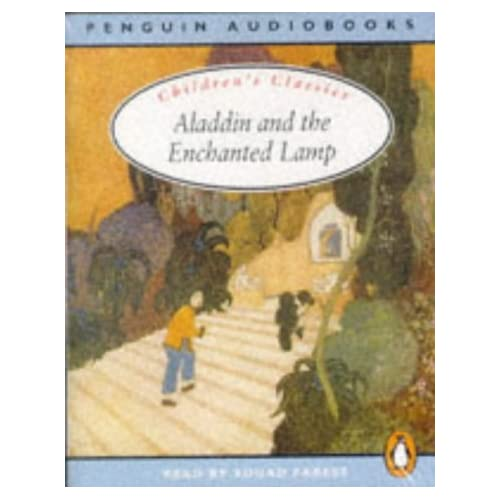 Image 0 of Aladdin And The Enchanted Lamp: Unabridged Edition Classic Children's Audio By D