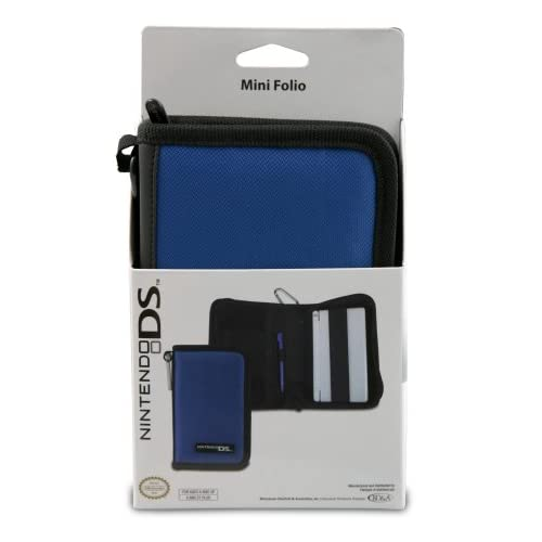 Image 0 of Nintendo Mini Folio Snorkel Blue For DS