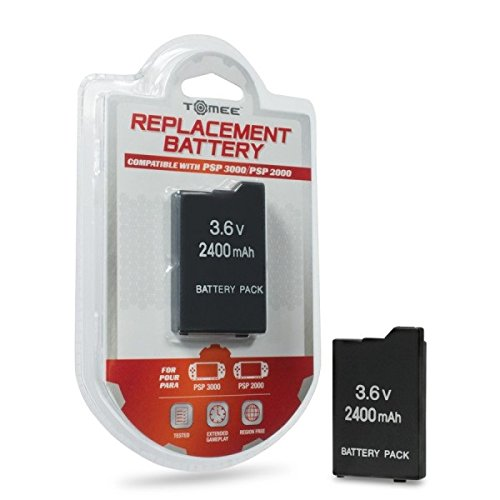 Image 0 of Tomee Replacement Battery For PSP 3000 PSP 2000 UMD